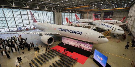 터키항공, 사상 첫 보잉 777 화물기 도입으로 경쟁력 강화