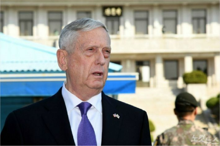"""美국방부 """"시리아 공습 목표는 3곳""""…공습 성공한 듯"""