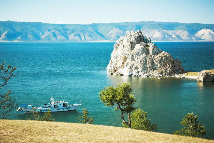 시베리아 횡단열차를 타고 떠나는 바이칼 호수와 알혼섬