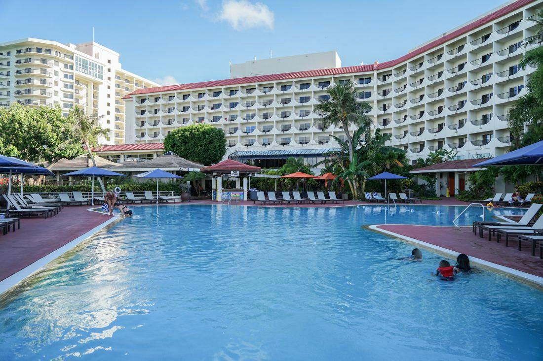 괌 힐튼 호텔, 다양한 프로모션 이벤트 눈길