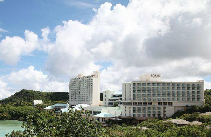 다양한 프로모션으로 저렴하게 즐기는  '괌 롯데호텔'