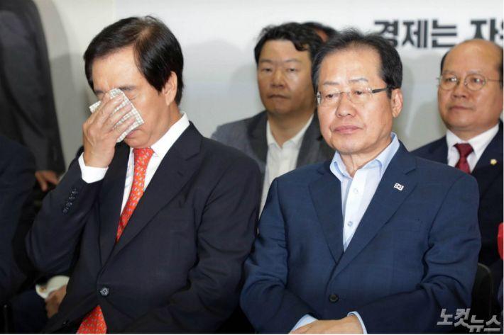 통합당 공천 반발 본격화…파급력은? - 노컷뉴스