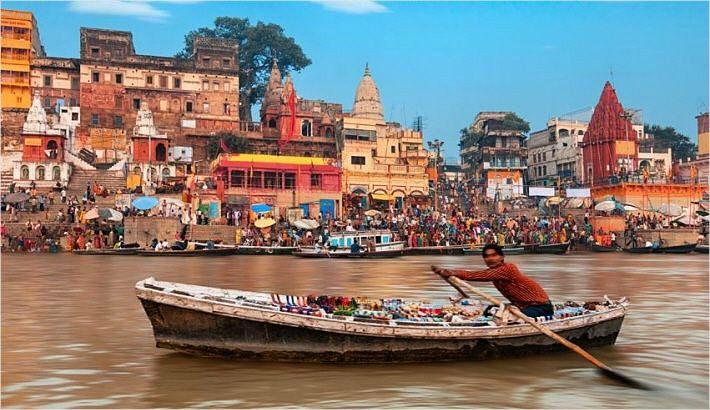 종교와 문화가 살아 숨쉬는 힌두교 성지 '북인도'