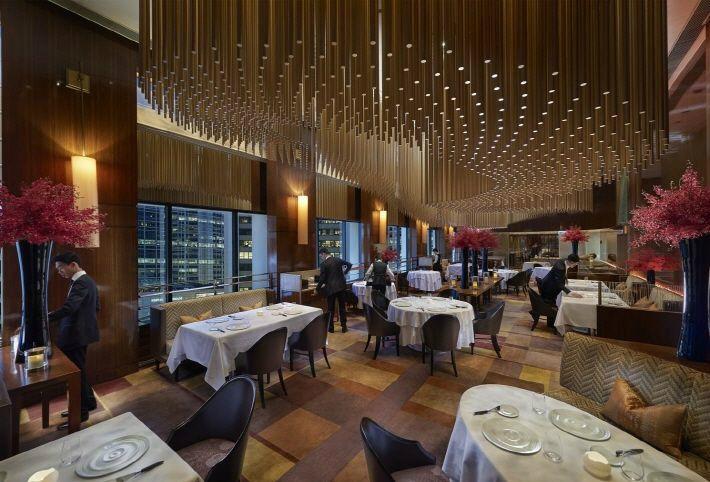홍콩 최고의 럭셔리 호텔 '만다린 오리엔탈'