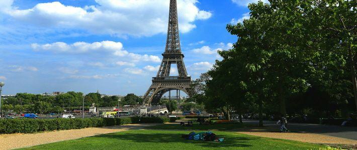예술가들이 사랑한 프랑스에서 파리지앵이 되다