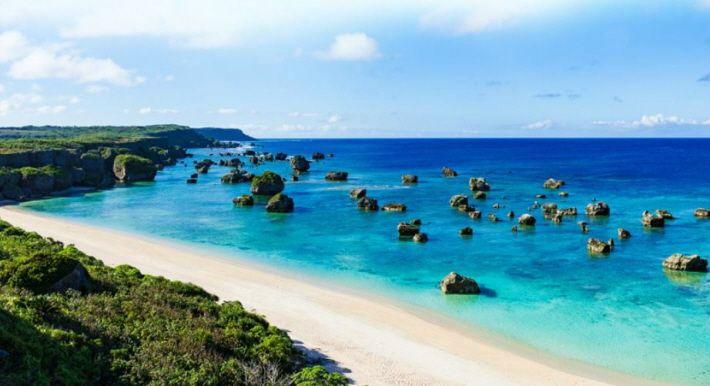 동양의 하와이 '오키나와'에서 보내는 황홀한 휴가