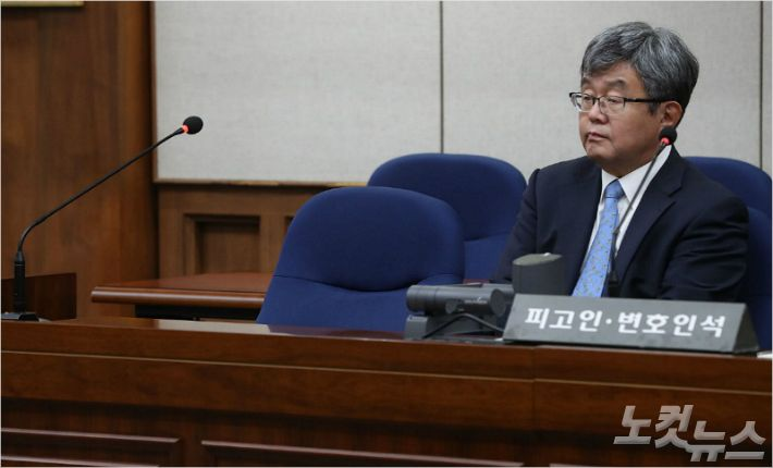 """법원, 이명박 징역 15년 선고…""""다스 실소유""""(종합)"""