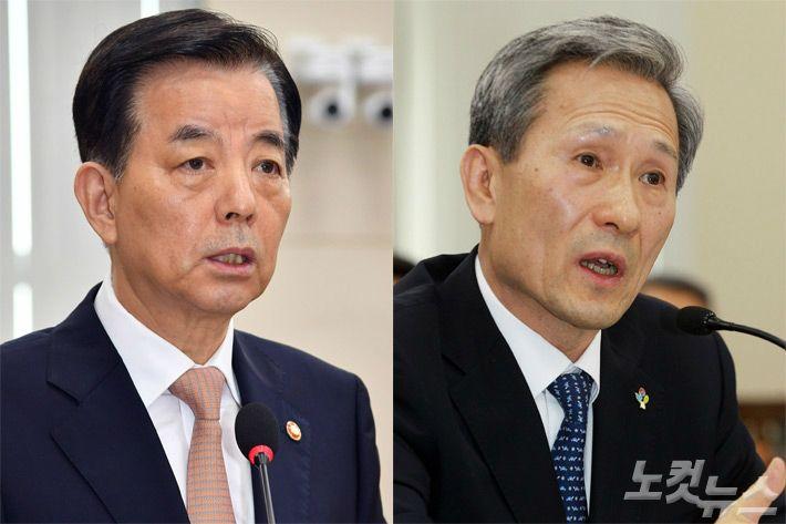 '軍 계엄령 문건' 의혹…한민구·김관진 피의자 소환