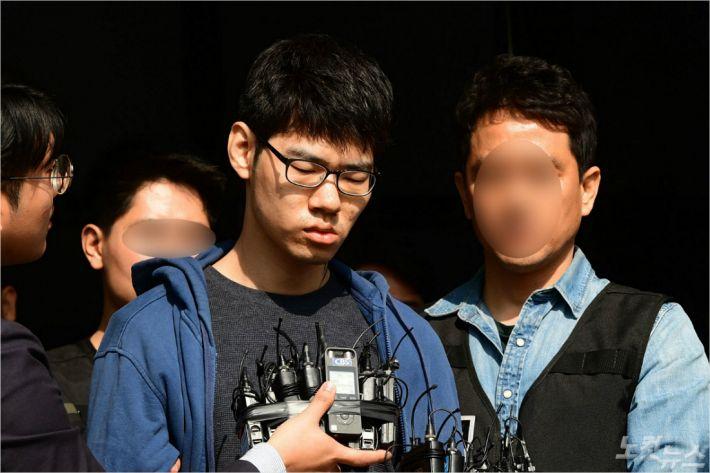 """경찰 """"PC방 살인 피의자 동생, 거짓말 탐지기 조사"""""""