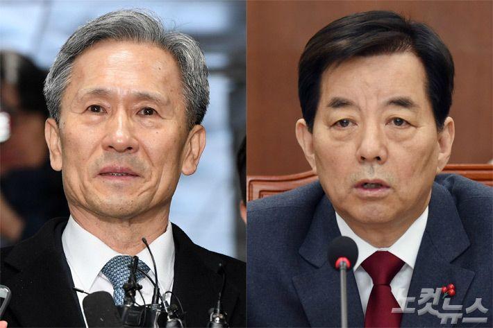 합수단, '군계엄령 문건 의혹' 김관진·한민구 등 윗선 수사 중단