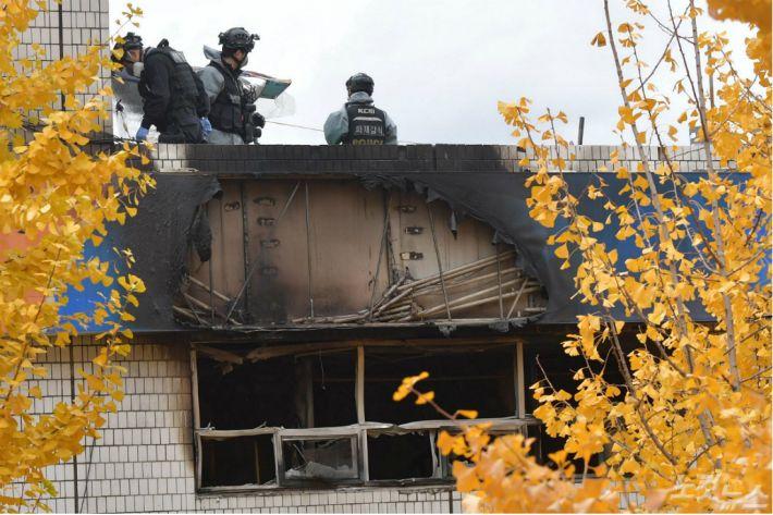종로 고시원 화재 사망 7명으로 늘어…사상자 18명