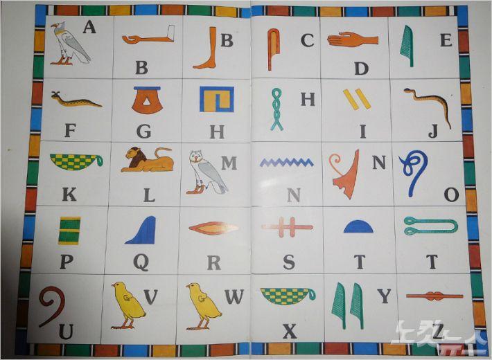 상형 문자라고? 고대 이집트 '그림 문자'의 진실