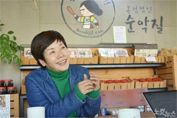 발달장애 아들 둔 김미화, 농부로 변신한 사연