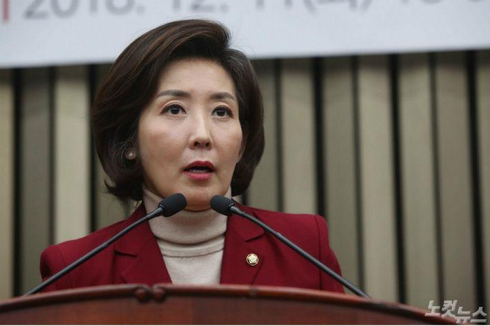 [Why뉴스] 나경원은 왜 박근혜 석방설에서 발을 빼려할까?