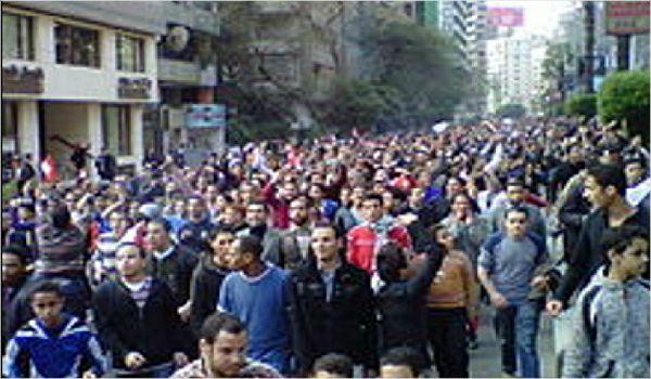 인터넷 보급률 30%에 페북혁명?…'아랍의 봄' 시시비비
