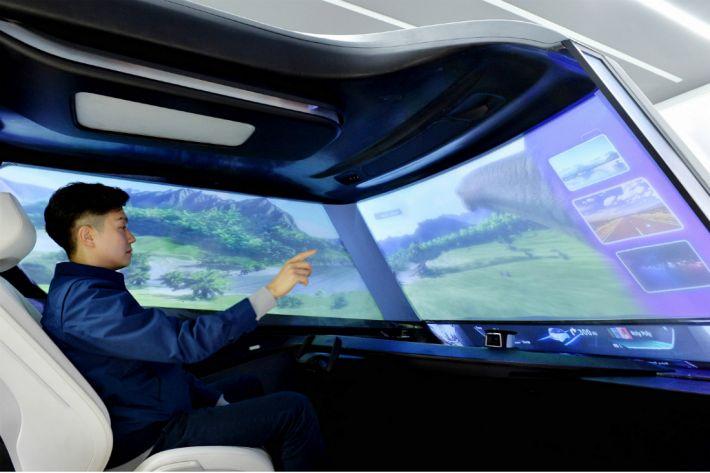 [영상]CES는 '라스베이거스 모터쇼'… 車와 IT 합종연횡