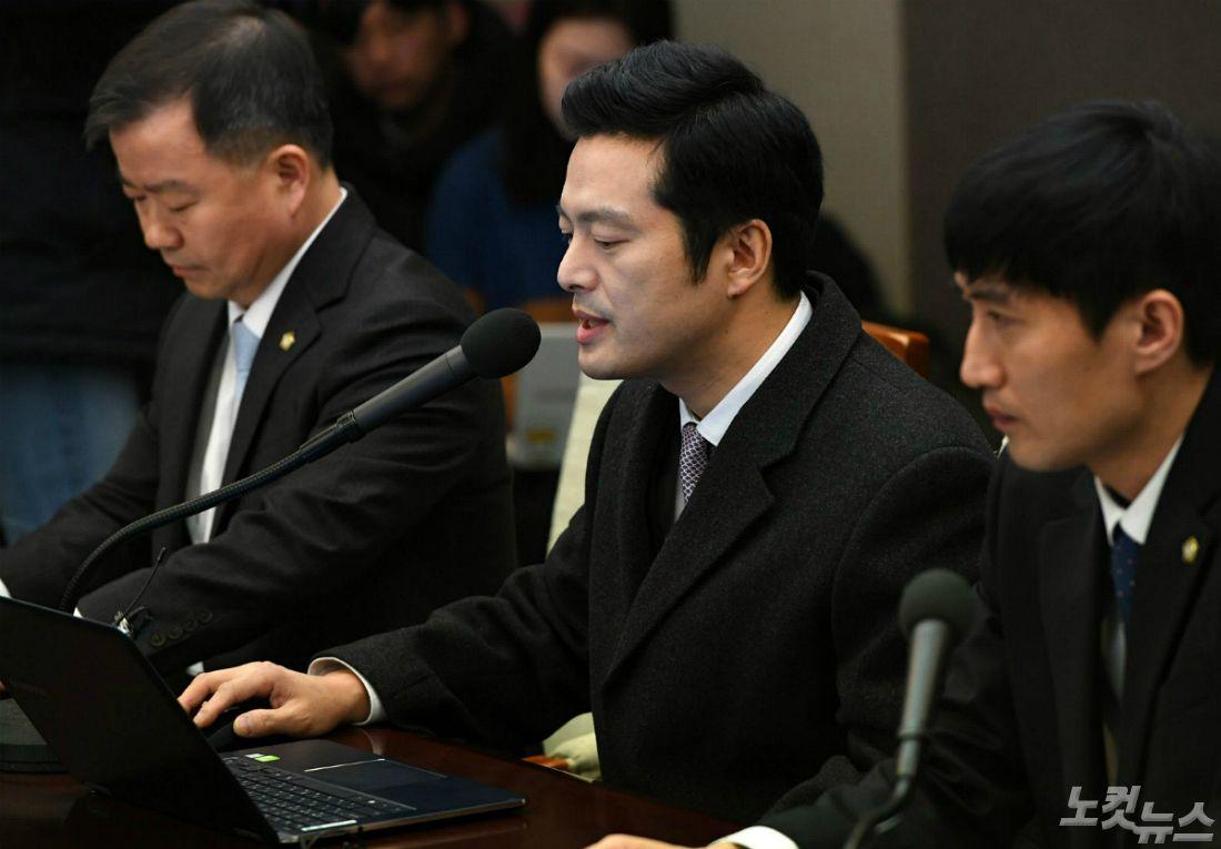 """김태우 추가폭로 """"靑특감반, 허위 출장비로 예산횡령"""""""