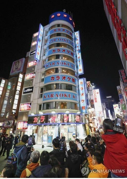 日 도쿄 신주쿠 노래방 총격 사건…한국인 1명 사망