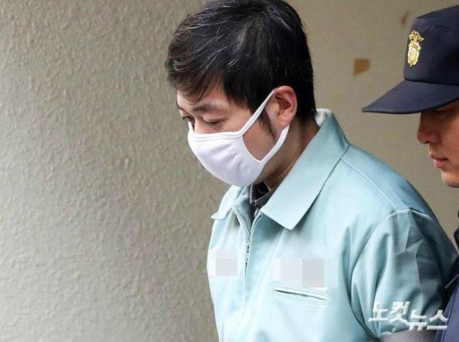'상습상해 등' 조재범, 항소심서 1년 6개월 선고