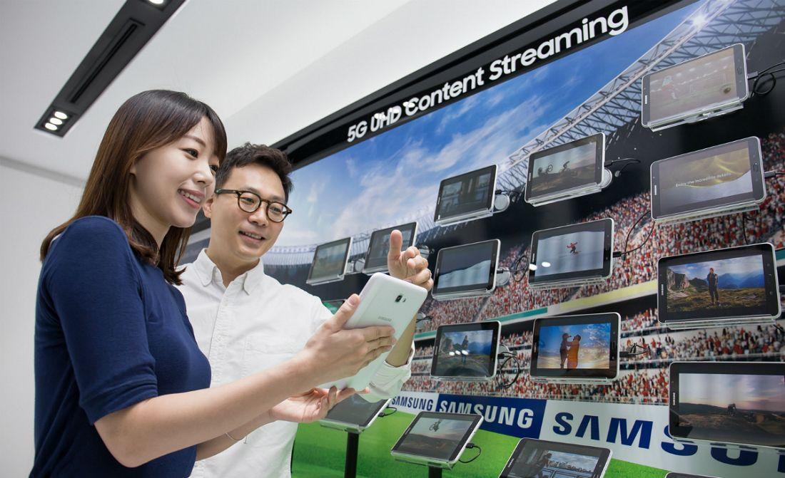 MWC2019 5G '단독' 생방송, 삼성전자 상용장비로 한다