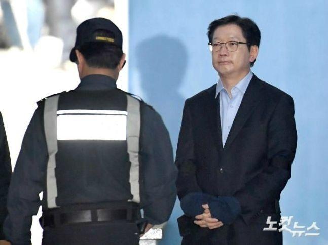 [칼럼] 집권여당의 도 넘은 '김경수 구하기'