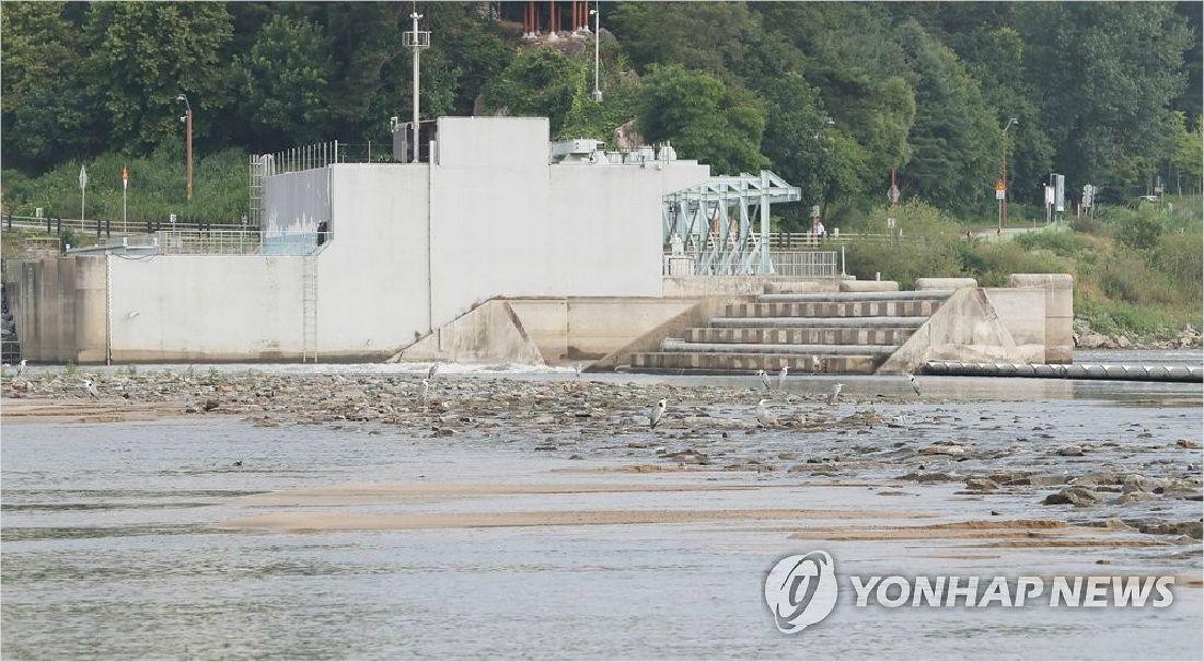 """""""4대강 보 해체비용 1700억? 유지하면 더 세금 낭비"""""""