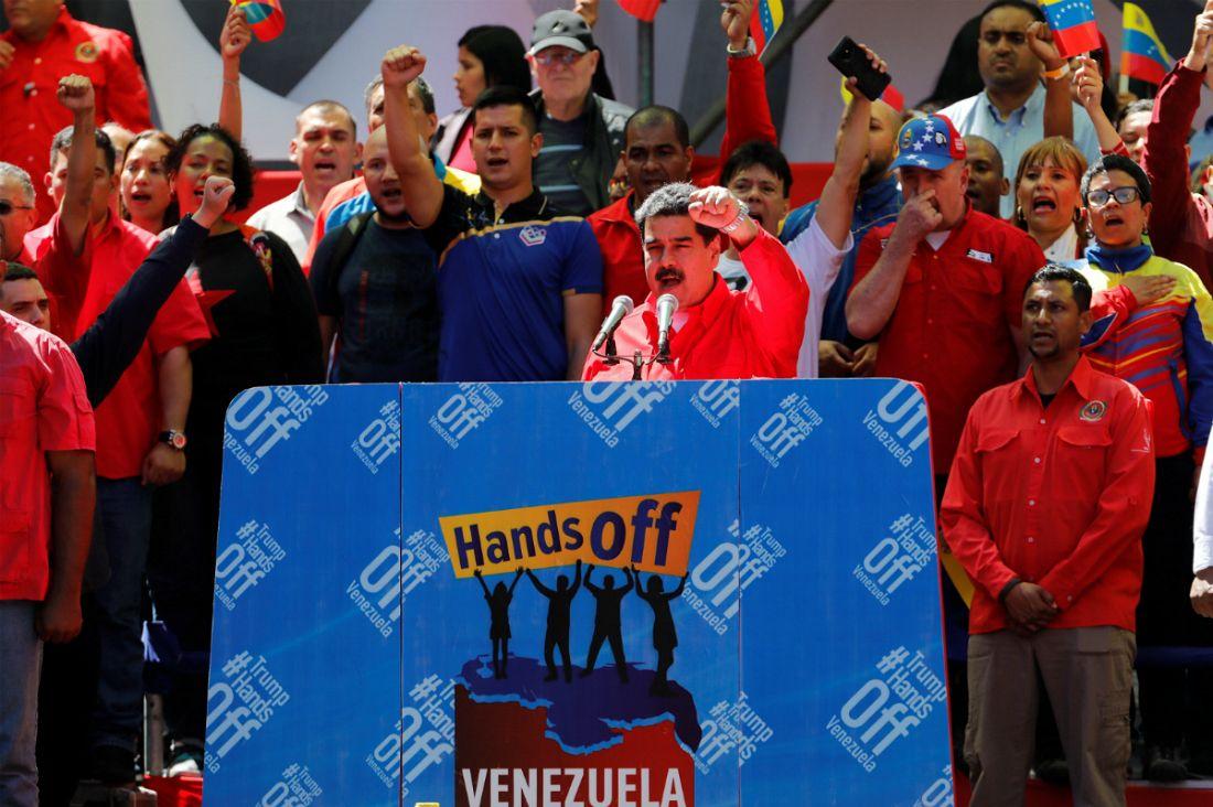 """마두로, 콜롬비아와 정치·외교 단교 선언…""""인내심 고갈돼"""""""