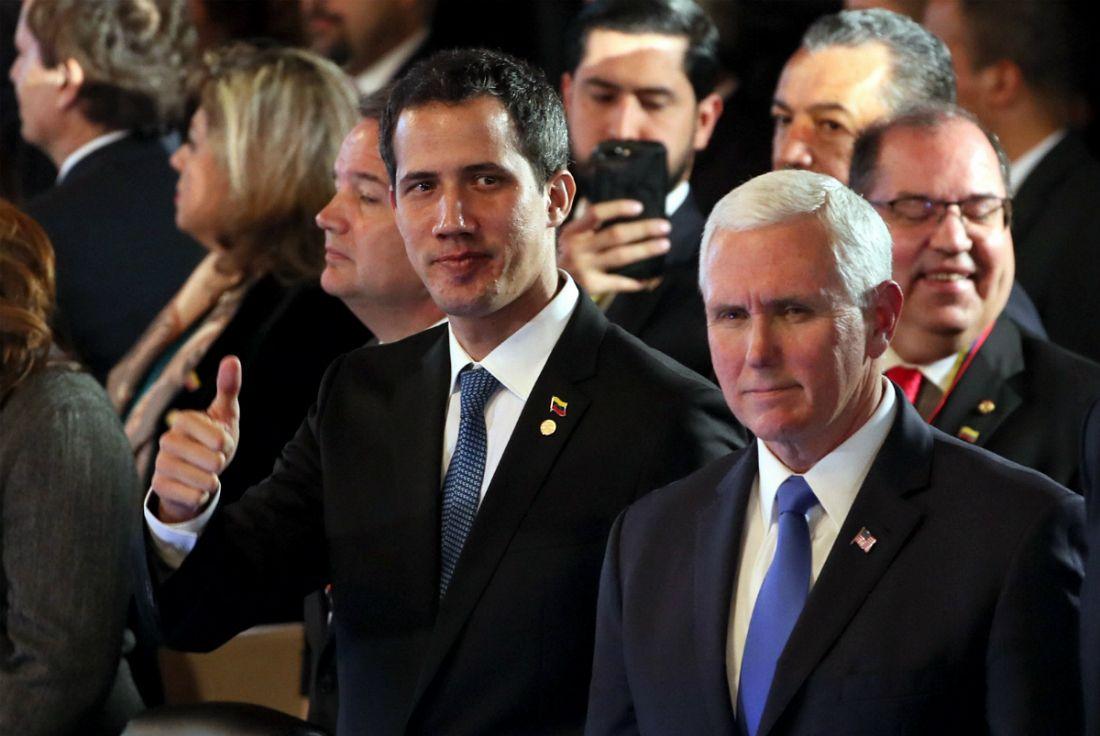 美, 베네수엘라 사태 논의하기 위한 안보리 소집 요구