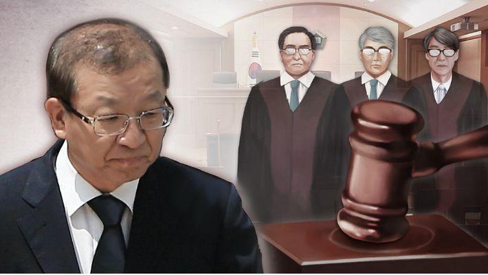 """'사법농단' 연루 판사 66명…""""징계 전 재판배제도 검토"""""""