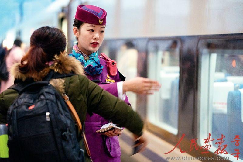 장장 2540km…대륙횡단 '중국 KTX' 에서 만난 사람들