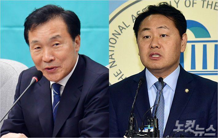 도전받는 손학규‧김관영…패스트트랙 정면돌파?