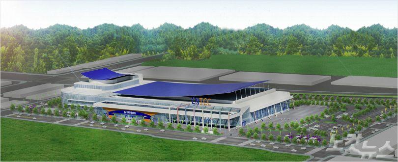 충남국제전시컨벤션센터 건립, 산자부 전시산업발전협의회 통과