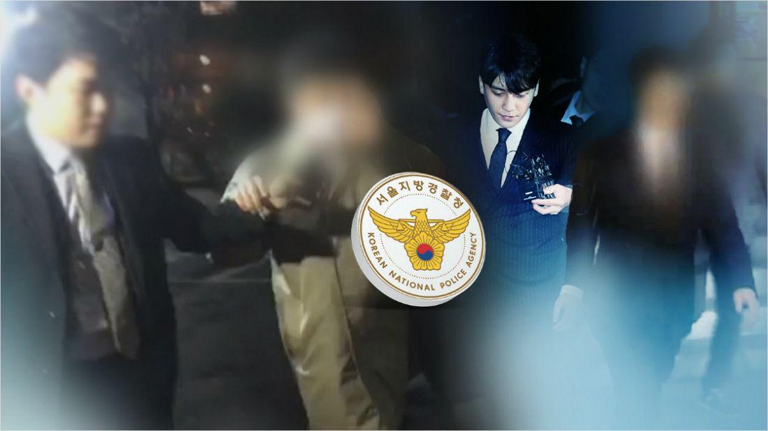 경찰, 승리·유인석 수억 횡령 혐의 포착…전원산업 유리홀딩스 압수수색(종합)