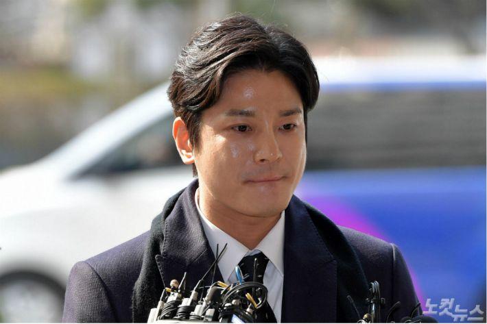 [단독] 김상교 폭행했던 경찰관, 여경 성추행 혐의 확인