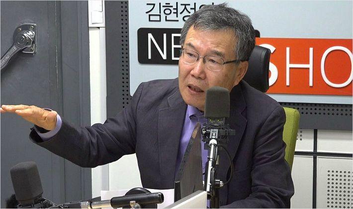 """김동호 목사 """"세월호 막말 정치인, 정치하면 바보되나?"""""""