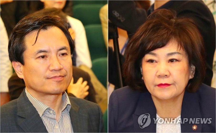 """""""김순례·김진태 징계, 김병준보다 못한 황교안 한국당"""""""