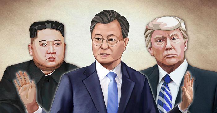 北美 말싸움 이어가며 '제자리걸음'…韓, 중재 기회 만들어낼까