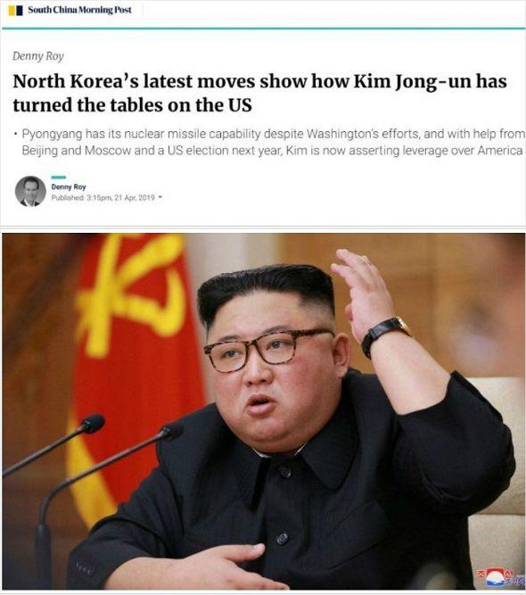 """북, 미국관계 전세 역전…""""다음은 대륙간 탄도미사일 가능성"""""""