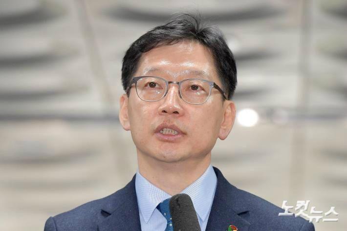 김경수, 석방 후 첫 재판…'드루킹' 등 증인 7명 채택