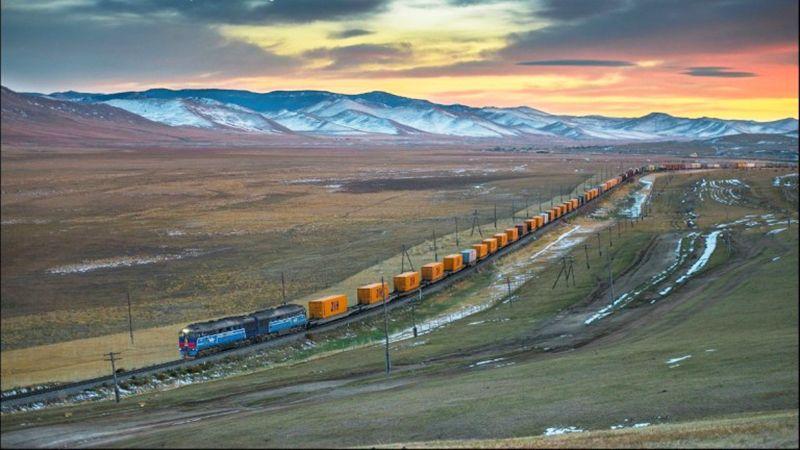 중국-벨기에 잇는 CRE, 新 실크로드 열차