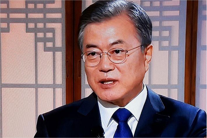 文, 대북식량지원 '원포인트' 여야회담 제안
