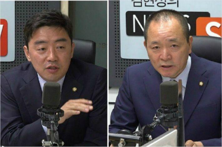 """""""김정숙 악수, 2초면 되는데"""" vs """"황교안, 5.18 징계부터"""""""
