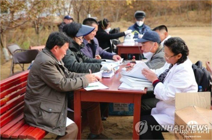 """유진벨 인세반 회장 """"북한에 도덕적 관심 가져야"""""""