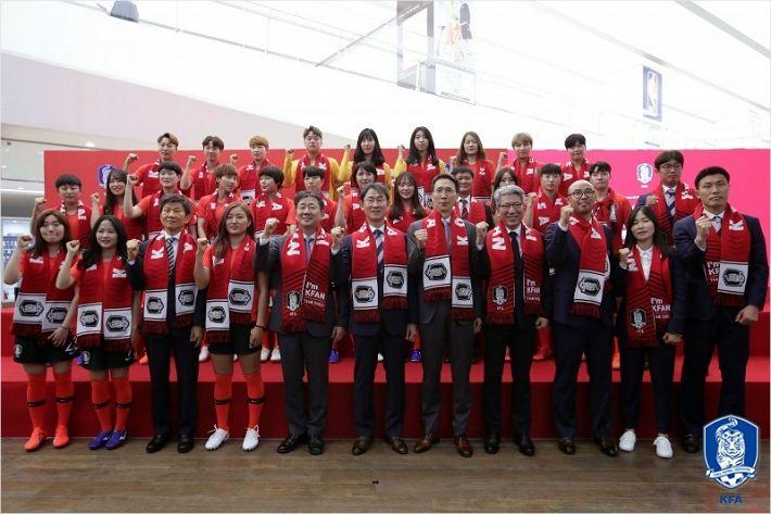 '1승1무로 승점4' 윤덕여호의 월드컵 16강 해법