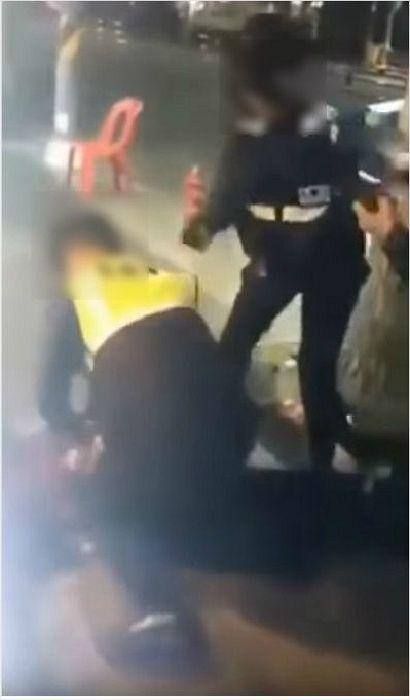 """""""남자 경찰도 주취자 제압 힘들어…'여경 무용론' 너무해"""""""