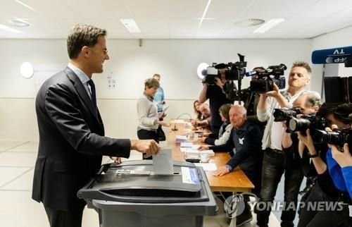 유럽의회선거서 네덜란드 좌파노동당 깜짝 승리