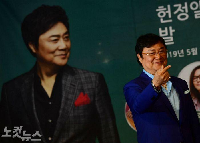 """'데뷔 55주년' 남진 """"저는 이제 시작입니다"""" [다녀가요]"""