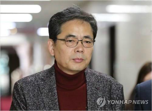 """곽상도 """"김학의 무혐의…文대통령 법적책임 묻겠다"""""""