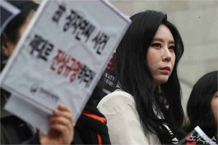 윤지오 '부메랑' 맞나…유일한 목격자→집단소송 위기
