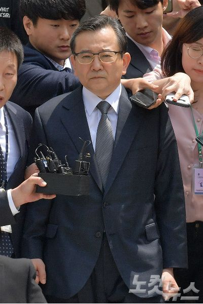 '성접대·뇌물수수' 김학의, 내달 4일 첫 재판